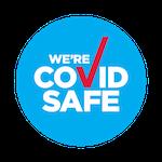 COVID SAFE BADEG 150